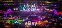 1 2 3 4 EDC Las Vegas 2020 5/15-17 3Day Electric Daisy Carnival Ticket VIP