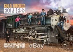(2) NFR National Finals Rodeo Tickets 12/10/17 Sunday Dec 10 Low Balcony AISLE
