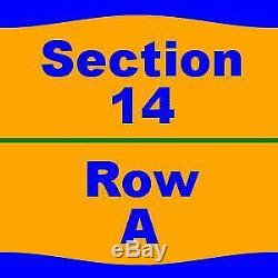 2 Phil Collins TICKETS MGM Grand Garden Arena 10/27