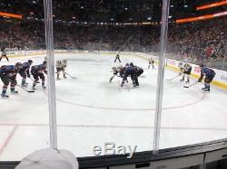 2 Tickets Colorado Avalanche @ Vegas Golden Knights 3/26/18 + Parking