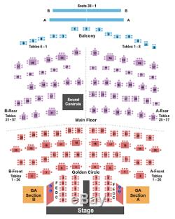 2 Tickets Donny And Marie Osmond 9/21/19 Las Vegas, NV