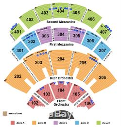 2 Tickets Journey 10/19/19 The Colosseum at Caesars Palace Las Vegas, NV