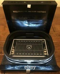 2020 Las Vegas Raiders Inaugural Season Gift Box With 4 Ticket Books And Patch