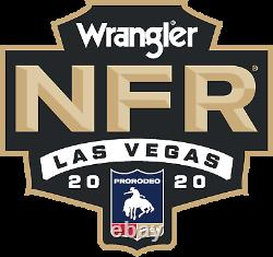 2020 National Finals Rodeo PLAZA Tickets Friday December 4th Performance 2