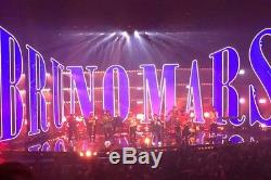 3 Bruno Mars @ Park Theater Monte Carlo Las Vegas 2/14/18 Sold Out Show 402