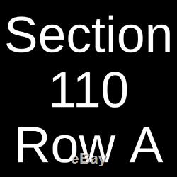 3 Tickets Anuel AA 7/6/19 Orleans Arena The Orleans Hotel Las Vegas, NV