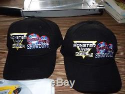 4 FIRST ROW FINISH LINE Monster Jam World Finals 2018 Double Down Tickets
