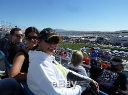 4 GREAT NASCAR VEGAS MARCH 2019 ALL-WEEKEND PASSES SEC 2K ROWS 38 & 39 Can Split