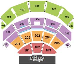 4 Tickets Cher 11/17/18 Park Theater at Park MGM Las Vegas, NV