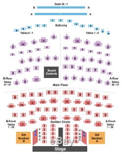 4 Tickets Donny And Marie Osmond 11/8/19 Las Vegas, NV