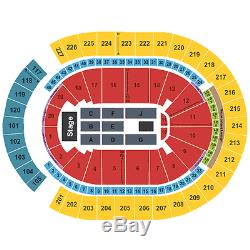 (4) iHEART RADIO MUSIC FESTIVAL TICKETS 9/22 AT T-MOBILE ARENA SECTION FLOOR A