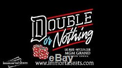 All Elite Wrestling Double or Nothing 2 Tickets 5/25/19 MGM Grand Las Vegas NV