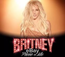 Britney Spears Piece Of Me Front & Center Vip Table Nye Final Show