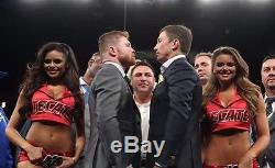 Canelo Vs GGG 2 PREMIUM Tickets Middle Section! Las Vegas 9/16 T Mobile Arena