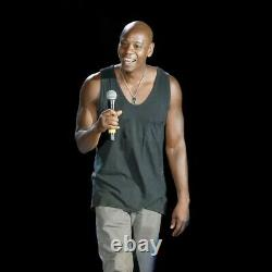 Dave Chapelle & Friends Ticket Las Vegas MGM July 2nd. Row W Section 24 Seat 12