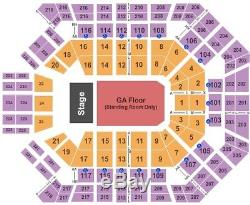Four (4) Phish Tickets By Mail Halloween (10/31/18) MGM Grand Las Vegas LL