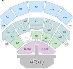 Lady Gaga Enigma Las Vegas 12/28/18 OPENING CONCERT 402 Row L 2 Tickets