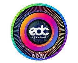 Las Vegas EDC 2020 GA Ticket (Electric Daisy Carnival) for 3 Days