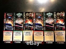 Las Vegas Motor Speedway Nascar Southpoint 400 2 Weekend Tickets 9/25-27, 2020