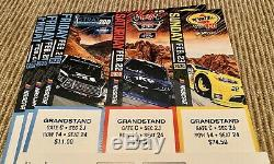 Las Vegas Nascar Spring 2020 Race Weekend! Tickets For All 3 Races! Feb 21-23