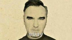Morrissey 2 Tickets Section 204 Aug 28th The Colosseum Caesars Palace, Las Vegas