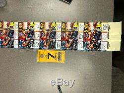 NASCAR LVMS 5 Seats All 3 races plus Lucky 7 parking pass great seats