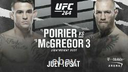 UFC 264 Fight 2 Tickets SECTION104! SOLD OUT McGregor Poirier Live VEGAS