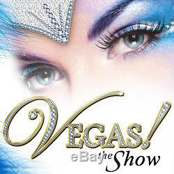 Vegas! The Show VIP Seating DISCOUNT Tickets